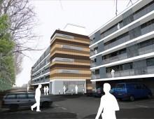 Renovatie flats in Monster